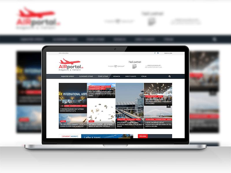 web-airportal